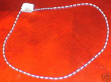 NEW Fresh Water Pearls Sterling Silver Necklace NWT Adjustable Lengths