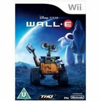WALL-E (Nintendo Wii, 2008) CHEAP PRICE AND FREE POSTAGE