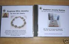 Beginner Jewelry Making 2 Dvd Set! Sale Priced! Stari Girl Jewelry Free Ship!
