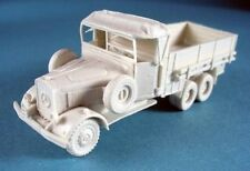 Milicast BG126 1/76 Resin WWII German Mercedes LG3000 GS Truck
