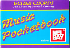 Guitar Chords Pocket Book
