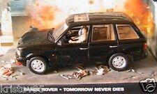 RANGE ROVER TOMORROW NEVER DIES 1/43 JAMES BOND 007