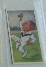 #10 Mr A E R Gilligan Sussex cricket card