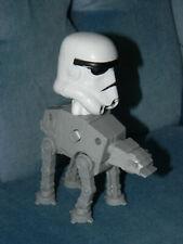 Collectible Star Wars Stormtrooper/At-At Bobble Head
