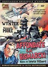 AFFONDATE LA BISMARCK  DVD GUERRA