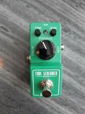 More details for ibanez tsmini tube screamer mini crunch blues drive pedal