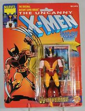 Wolverine The Uncanny X-Men Snap Out Claws Action Figure 1991 Toy Biz New!