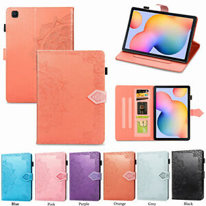 """Flip Leather Tablet Shockproof Case+Pencil Holder for Samsung iPad 9.7"""" mini Air"""