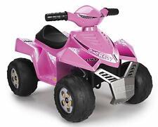 Feber Quad Racy 6V  Rosa Batteriebetriebene Fahrzeug Spielzeug ohne Batterie