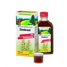 ZINNKRAUT SAFT Schoenenberger 200 ml PZN 692400