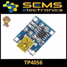 5v mini USB 1a Lithium Li-ion módulo de carga tp4056 te106 DIY placa chip Arduino