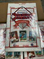 1993 Donruss Baseball Series 2 Sealed Box 36 Packs! Diamond Kings Inserts