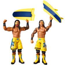 WWE Battle Packs 28 Usos Jimmy & Jey USO & Surfboard Wrestling Action Figure Toy