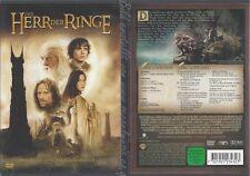 Der Herr der Ringe..Die Zwei Türme  --2 Disc