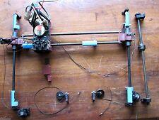 Lot Parts Cal Controller Calcomp Plotter Cutter Dual Head Scanner Digitizer Xyz