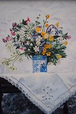 ORIGINAL STEPHEN DARBISHIRE OIL PAINTING, SIGNED FRONT & BACK, TITLED, EXQUISITE