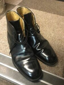 Sanders George Boots Size 11