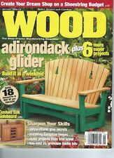 Better Homes And Gardens - Wood Magazine May 2004 Issue No. 155