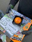 4 STAR DRAGON BALL Z Herb Spics Metal Grinder /Kitchen Crusher with Gift Box photo