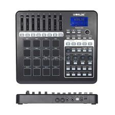 PANDA200 USB MIDI Pad Controller 16 Drum Pads with USB Cable Portable NEW O9Q8