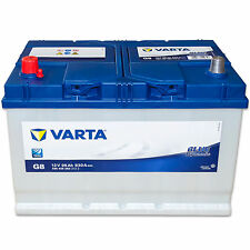 Autobatterie 12V 95Ah  ersetzt  70 80 85 100Ah VARTA G8 ASIA