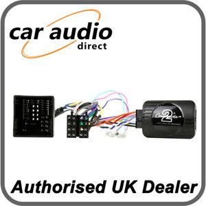 Connects2 CTSCT011.2 Citroen Dispatch Jumpy 2016> Steering Control Adaptor