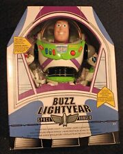 """Toy Story Classic 12"""" Talking Buzz Lightyear! 30+ Phrases!"""