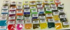 BAG OF SEALS FUR SUBSTITUTE FLY DUBBING - FLY TYING MATERIAL - CHOICE OF COLOURS