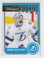 (71342) 2014-15 O-PEE-CHEE UPDATE MARQUEE ROOKIE ANDREI VASILEVSKIY #U15
