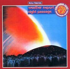 Weather Report - Night Passage CBS RECORDS CD /  Original Recording Remastered
