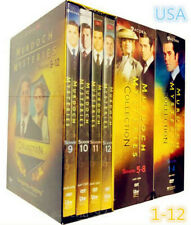 Murdoch Mysteries: Seasons 1-12 DVD The Complete Series Sealed new USA Seller