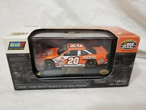 Tony Stewart #20 Home Depot 2000 Revell Scale 1:43 Die Cast New In Box