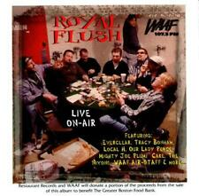 ROYAL FLUSH Live On-Air (CD 1997)Local H*Our Lady Peace*Cake*Darlahood*Everclear