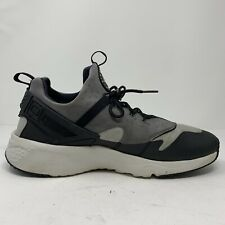 Nike Air Huarache Utility Size 13 806807-003 Sneakers Trainers Base Gray Shoes