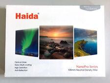 Haida 100x100mm ND0,9 8 x NanoPRO MC Square Neutral Density Grauglas Filter