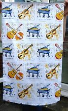 Musical Instrument Tea Towel - Music Themed Gift - Musical Gift - Music Students