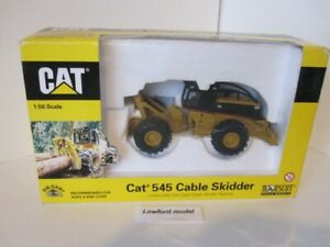 NORSCOT 55072 CAT545 CABLE SKIDDER (USED) RARE