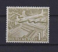 Berlin 17 X Bauten 1 Mark fallendes Wz postfrisch geprüft Schlegel (et126)