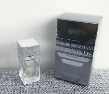 Emporio Armani Diamonds for Men Eau De Toilette mini cologne, 4ml, New in Box
