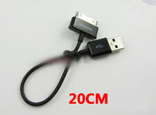 0.2m Short 30 Pin USB Charge Cable for SAMSUNG Galaxy TAB P1000 10.1 8.9 7.0