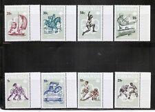 Rwanda SC # 738-745 Olympic Games Montreal 1976 . MNH