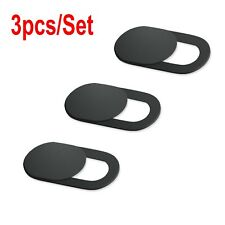 3x Kamera Abdeckung Webcam Slider Sichtschutz Camera Cover Tablet Laptop Privat