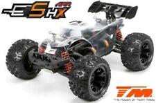 Team Magic E5 HX 4WD Electric Monster Truck ARR 1:10 mit Tuningteilen