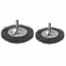 Tradespro 48 Piece Set Wire Wheel Brushes for Power Drills  - 837974