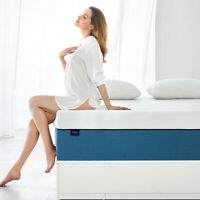 10 Inch queen Size Gel Memory Foam Mattress With CertiPUR-US Bed Mattress In Box