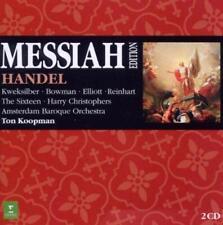 Ton Koopman - Handel : The Messiah (NEW 2CD)