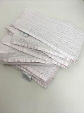 New ListingThe Little White Company Blanket Set Bundle Cellular Satin Edge Pink 3x Cot Bed
