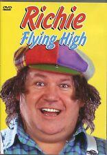 RICHIE FLYING HIGH DVD - RICHIE KAVANAGH - 14 HILARIOUS SONGS - IRISH COMEDY