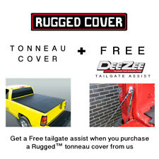 Rugged Liner Tonneau Cover 2009 - 2018 Dodge Ram 6.5 ft + FREE Gift