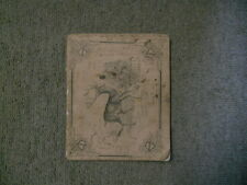 Victorian Hand-written Accounts and Log Book from 1867